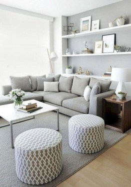 Cozy Scandinavian Living Room Designs Ideas 17
