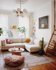 Cozy Scandinavian Living Room Designs Ideas 21
