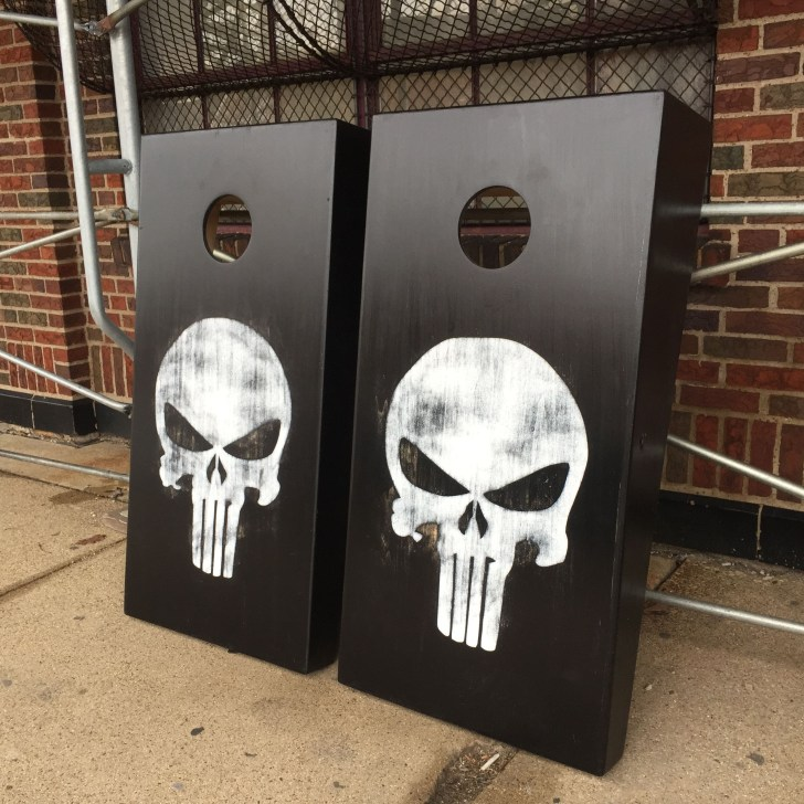 Inspired Cornhole Board Plans That Will Amp Up Your Summer 14
