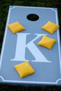 Inspired Cornhole Board Plans That Will Amp Up Your Summer 35