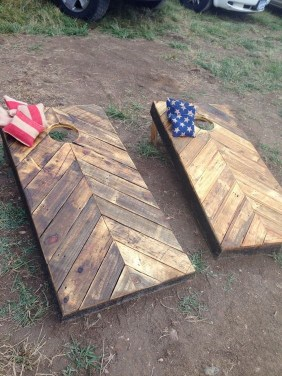 Inspired Cornhole Board Plans That Will Amp Up Your Summer 39
