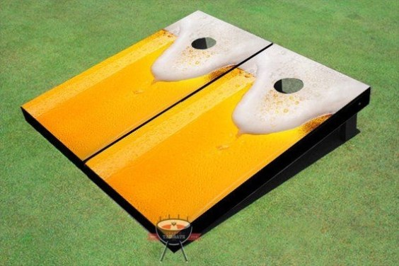 Inspired Cornhole Board Plans That Will Amp Up Your Summer 40