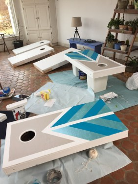 Inspired Cornhole Board Plans That Will Amp Up Your Summer 41