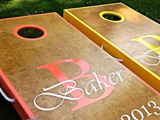 Inspired Cornhole Board Plans That Will Amp Up Your Summer 45