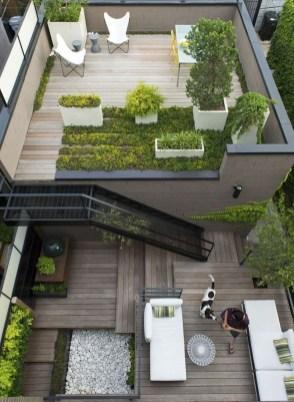 Inspiring Garden Terrace Design Ideas with Awesome Design 06