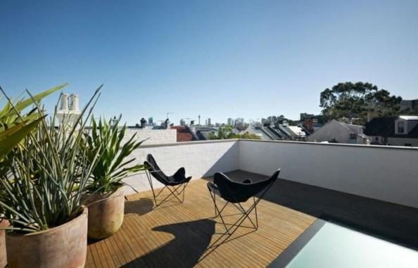 Inspiring Garden Terrace Design Ideas with Awesome Design 08