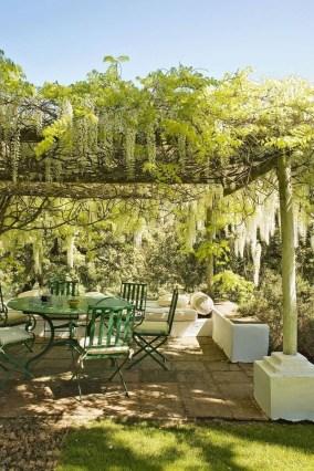 Inspiring Garden Terrace Design Ideas with Awesome Design 31