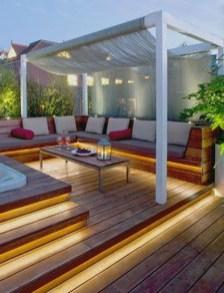 Inspiring Garden Terrace Design Ideas with Awesome Design 40