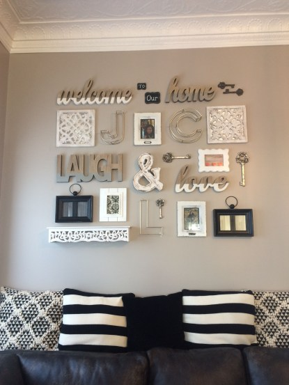 Inspiring Wall Decor Ideas for Your Living Room 01