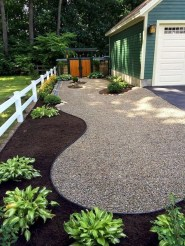 Landscaping Front Yard Ideas to Beautify Your Garden Design 33