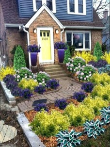 Landscaping Front Yard Ideas to Beautify Your Garden Design 54