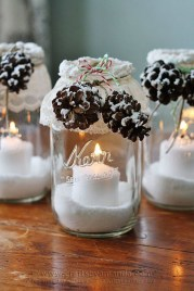 Outstanding DIY Crafts Project Ideas with Mason Jars 06