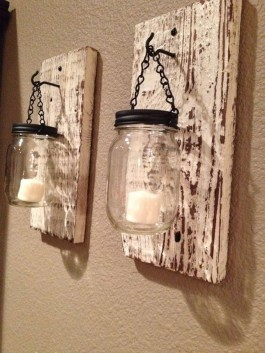 Outstanding DIY Crafts Project Ideas with Mason Jars 34
