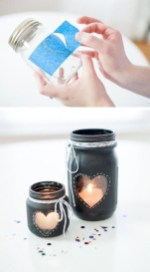 Outstanding DIY Crafts Project Ideas with Mason Jars 47