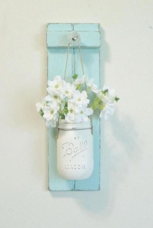 Outstanding DIY Crafts Project Ideas with Mason Jars 49