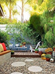 Small Backyard Patio Ideas On a Budget 17