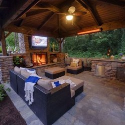 Small Backyard Patio Ideas On a Budget 28