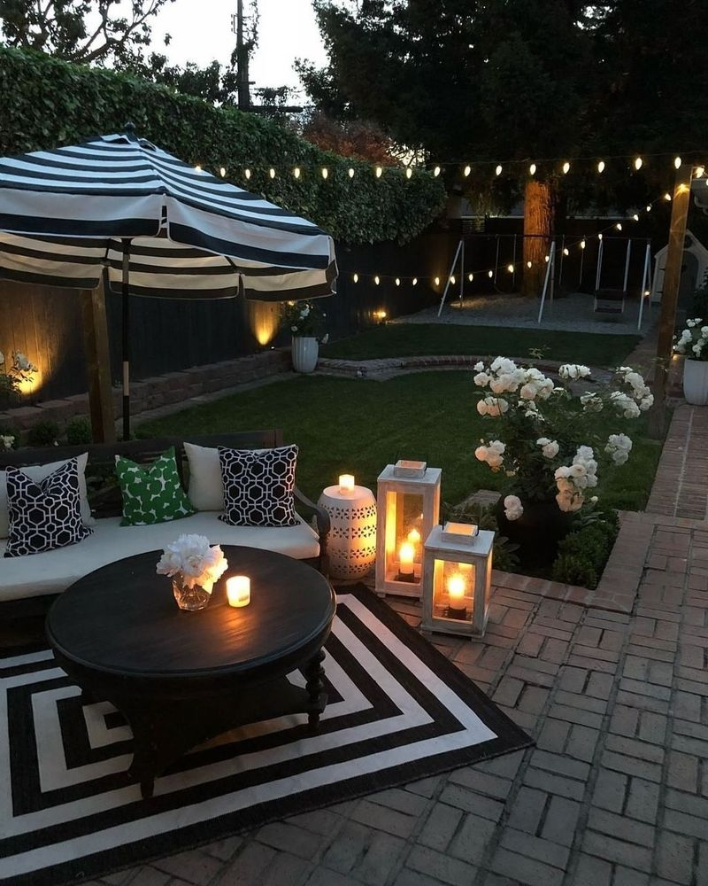 52 Small Backyard Patio Ideas On a Budget - Anchordeco.com on Backyard Patios On A Budget id=47883