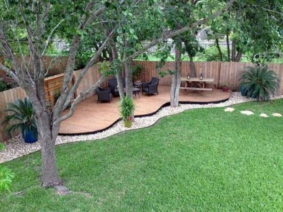 Small Backyard Patio Ideas On a Budget 49