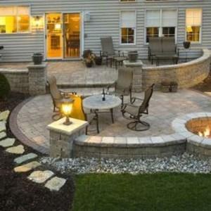 Small Backyard Patio Ideas On a Budget 50