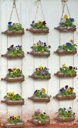 Stunning DIY Vertical Garden Design Ideas 12