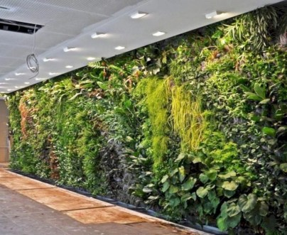 Stunning DIY Vertical Garden Design Ideas 45