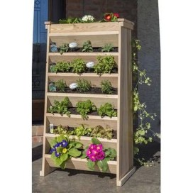 Stunning DIY Vertical Garden Design Ideas 50