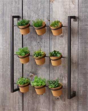 Stunning DIY Vertical Garden Design Ideas 52