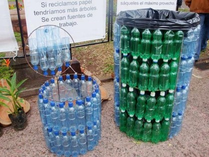 Ways to Reuse and Recycle Empty Plastic Bottles in Your Home Decoration 40