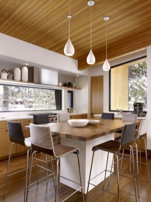 Awesome Kitchen Island Design Ideas with Modern Decor & Layout 06