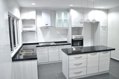 Awesome Kitchen Island Design Ideas with Modern Decor & Layout 09