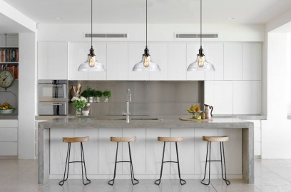 Awesome Kitchen Island Design Ideas with Modern Decor & Layout 10