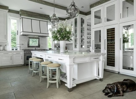 Awesome Kitchen Island Design Ideas with Modern Decor & Layout 20