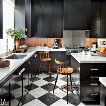 Awesome Kitchen Island Design Ideas with Modern Decor & Layout 21