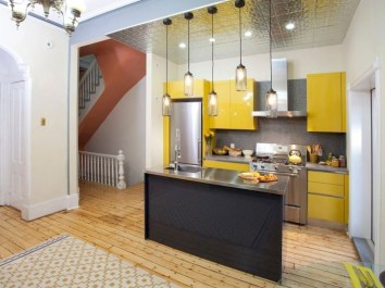 Awesome Kitchen Island Design Ideas with Modern Decor & Layout 26