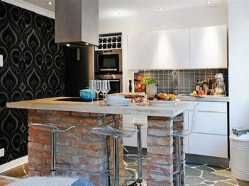 Awesome Kitchen Island Design Ideas with Modern Decor & Layout 32