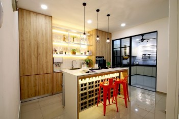 Awesome Kitchen Island Design Ideas with Modern Decor & Layout 33