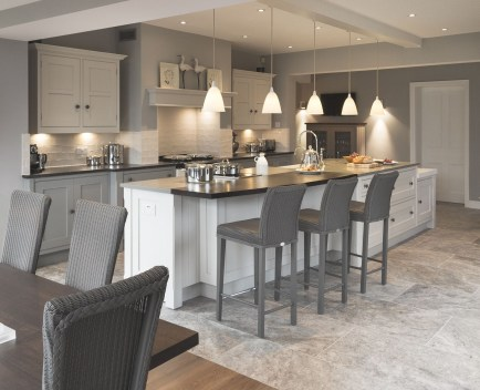 Awesome Kitchen Island Design Ideas with Modern Decor & Layout 40