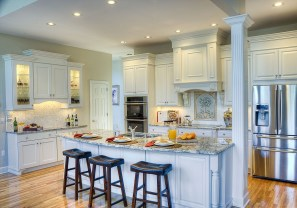 Awesome Kitchen Island Design Ideas with Modern Decor & Layout 43