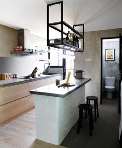 Awesome Kitchen Island Design Ideas with Modern Decor & Layout 49