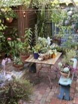 Basic Exterior Wall Into an Elegant Vertical Garden to Perfect Your Garden 01