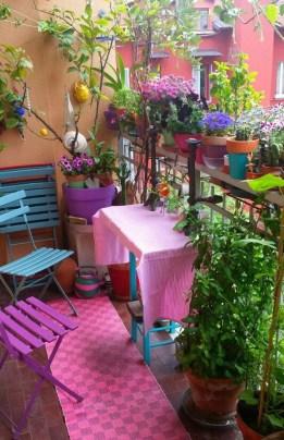 Basic Exterior Wall Into an Elegant Vertical Garden to Perfect Your Garden 18