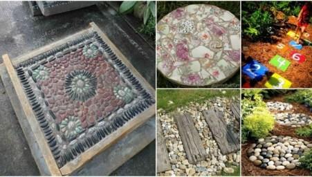 Beautiful DIY Mosaic Ideas To Beautify Your Garden 05