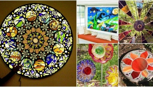 Beautiful DIY Mosaic Ideas To Beautify Your Garden 23