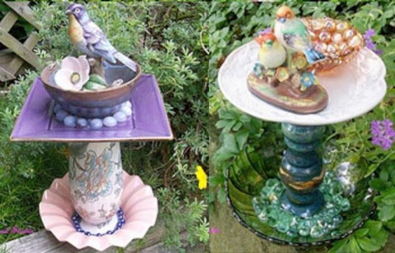 Beautiful DIY Mosaic Ideas To Beautify Your Garden 31