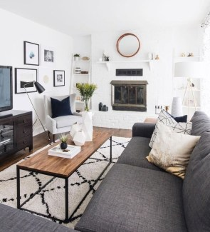 Best Living Room Furniture Design & Decoration Ideas 45