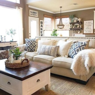 Best Living Room Furniture Design & Decoration Ideas 46