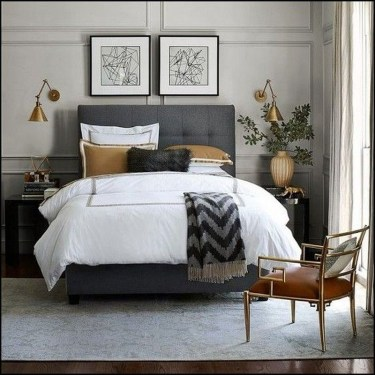 Best Minimalist Bedroom Color Inspiration 07