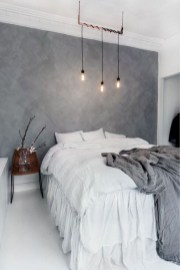 Best Minimalist Bedroom Color Inspiration 26