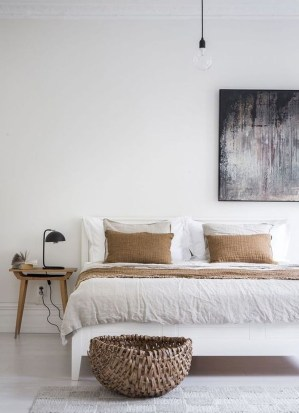 Best Minimalist Bedroom Color Inspiration 40